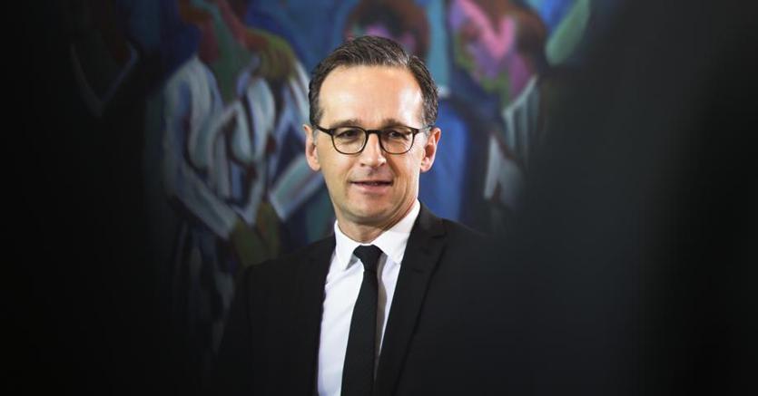 Il ministro della Giustizia tedesco Heiko Maas